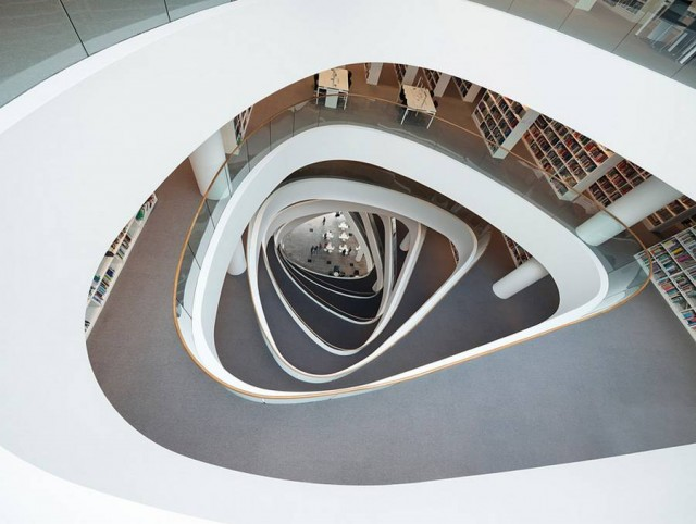 University of Aberdeen new Library by Schmidt Hammer Lassen architects (6)
