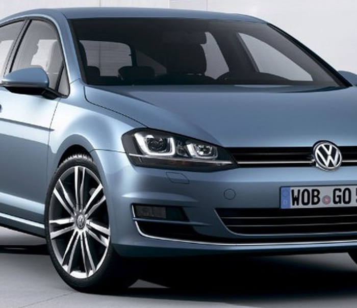 Volkswagen seventh generation Golf (1)