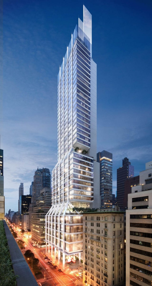 425 Park Avenue skyscraper by Foster + Partners