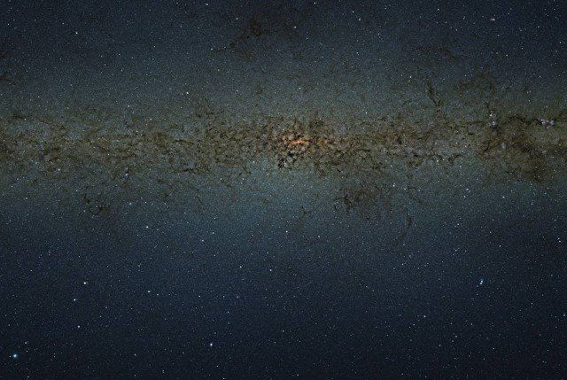 9-Billion-Pixel Photo of Milky Way's Center