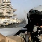 Aircraft Carrier touch and go