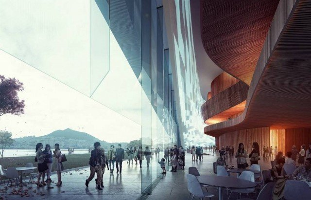 Busan Opera House competition has been won by Snohetta (2)