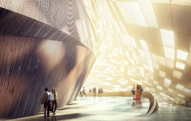 Busan Opera House competition has been won by Snohetta (1)