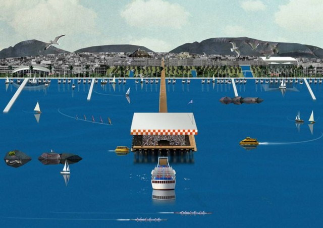 Faliro pier in Athens by Point Supreme architects (7)