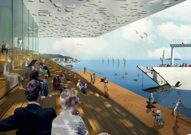 Faliro pier in Athens by Point Supreme architects (5)