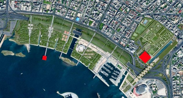 Faliro pier in Athens by Point Supreme architects (3)