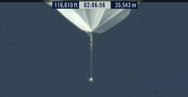 First man to break the Speed of Sound in Freefall (32)