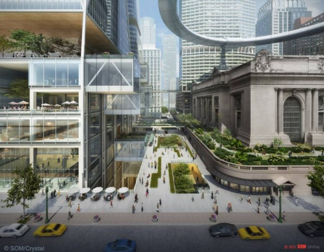 Grand Central Terminal by SOM (10)