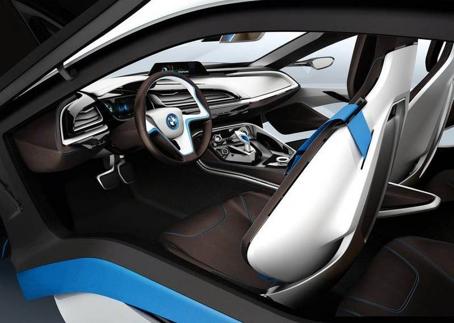 Futuristic Car Interiors | wordlessTech