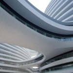 Galaxy Soho by Zaha Hadid completed