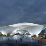 National Art Museum of China by MAD