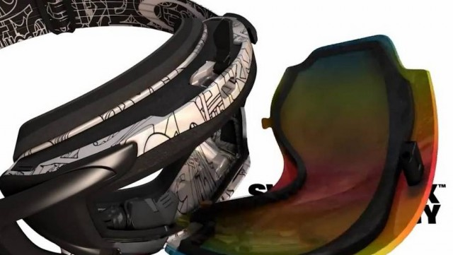 Oakley Airwave HUD Goggles (2)