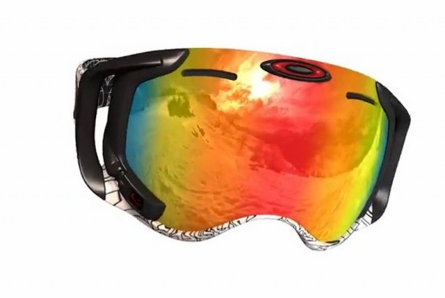 Oakley Airwave HUD Goggles (1)