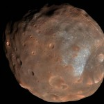 Phobos doomed Moon of Mars