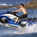 Quadski amphibious ATV [video]