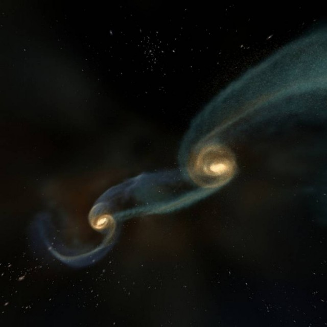 Simulations of Colliding Black Holes