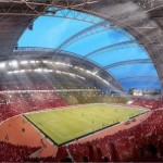 Singapore National Stadium by Arup