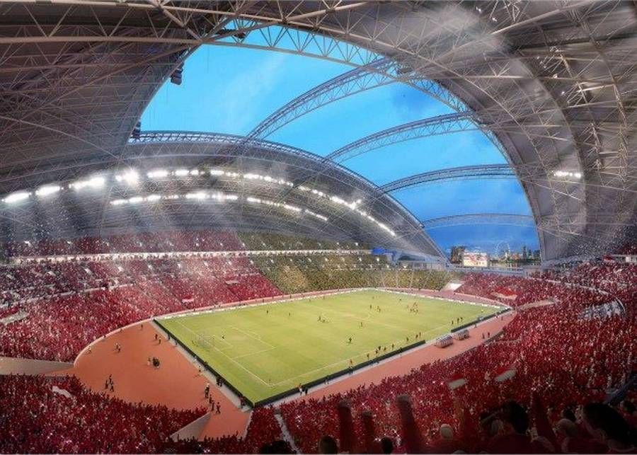 Singapore National Stadium by Arup (8)