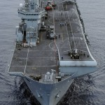 The US Navy will use Seawater for Fuel