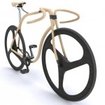 Thonet Bike made by Beech Wood
