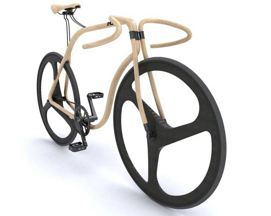 Thonet Bike made by Beech Wood (5)