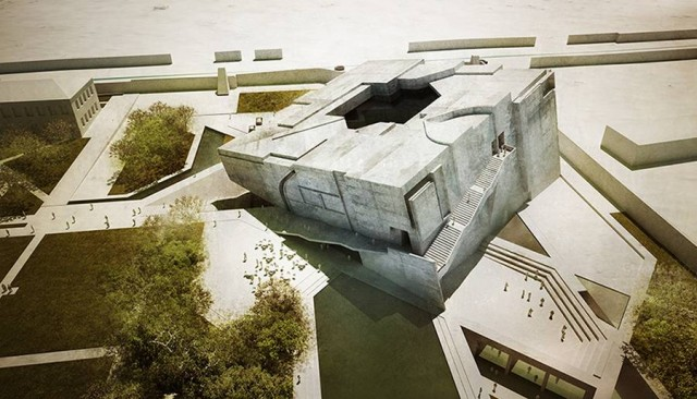 Timeless Cube National Museum of Afghanistan by MCA architects (15)