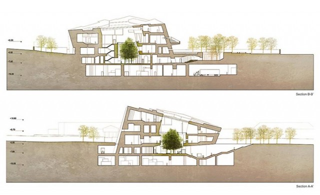 Timeless Cube National Museum of Afghanistan by MCA architects (5)