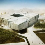Timeless Cube National Museum of Afghanistan by MCA arc...
