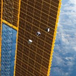 Tiny Satellites Leave Station
