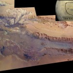 Valles Marineris greatest Canyon in our Solar System