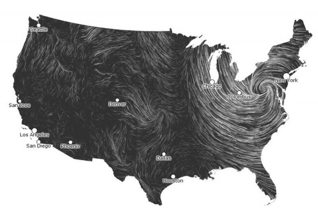 Wind Map Live