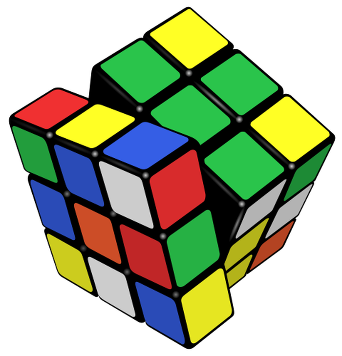 World's fastest Rubik cube solver