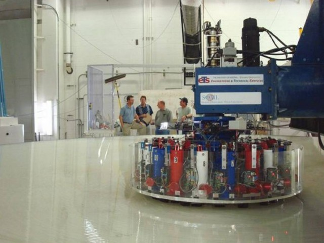 World's most advanced Mirror for giant Telescope completed (2)