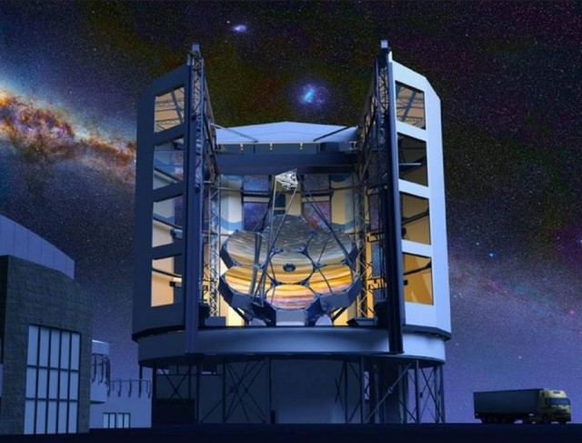 World's most advanced Mirror for giant Telescope completed (5)