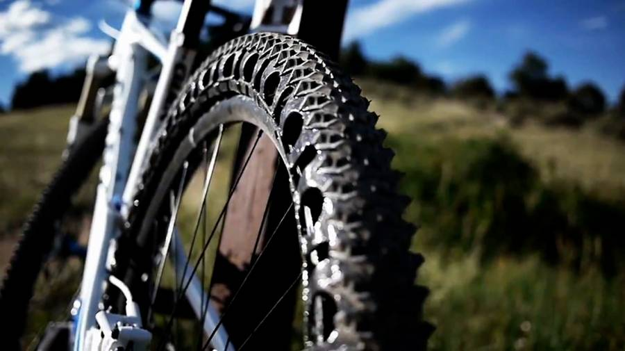 Wordlesstech Airless Bicycle Tires