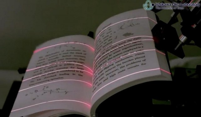 BFS-Auto High Speed Book Scanner