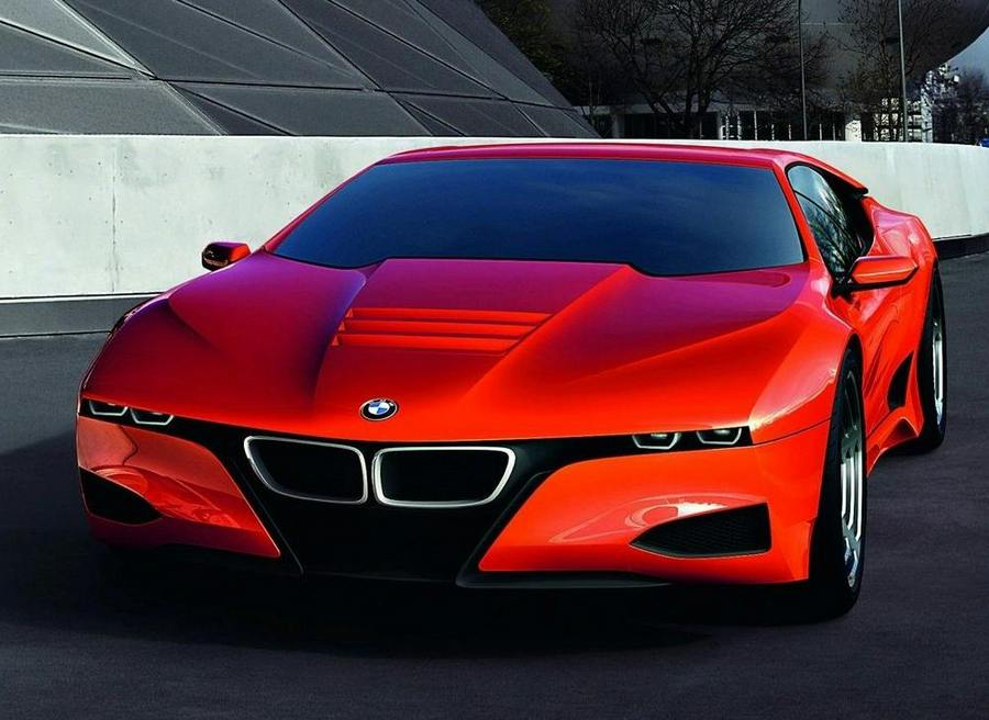 Bmw M8 Supercar Wordlesstech