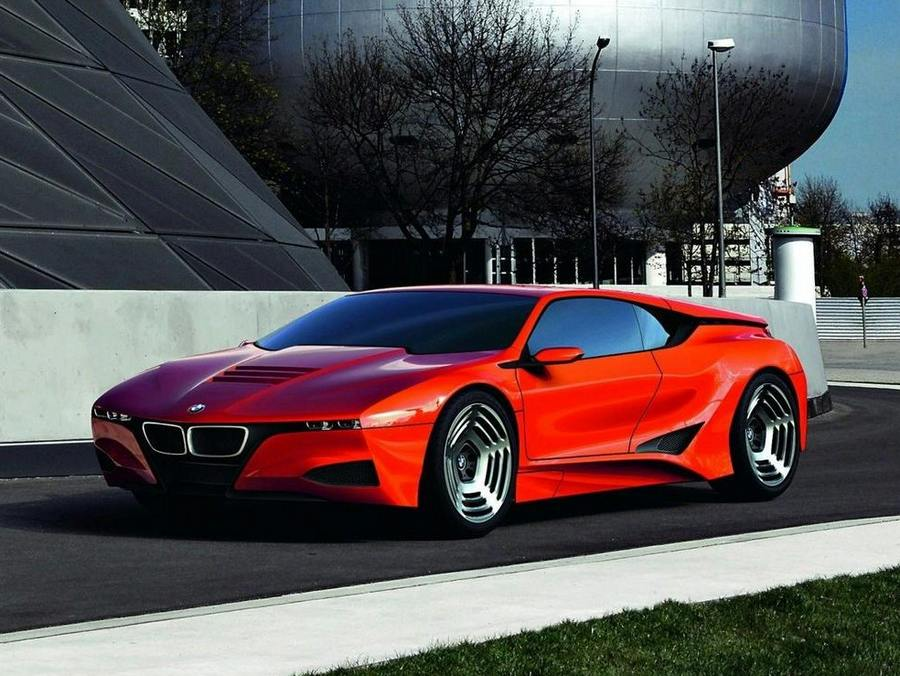 Wordlesstech Bmw M8 Supercar