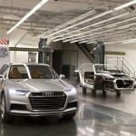 Behind the scenes at the Audi Design concept Studio