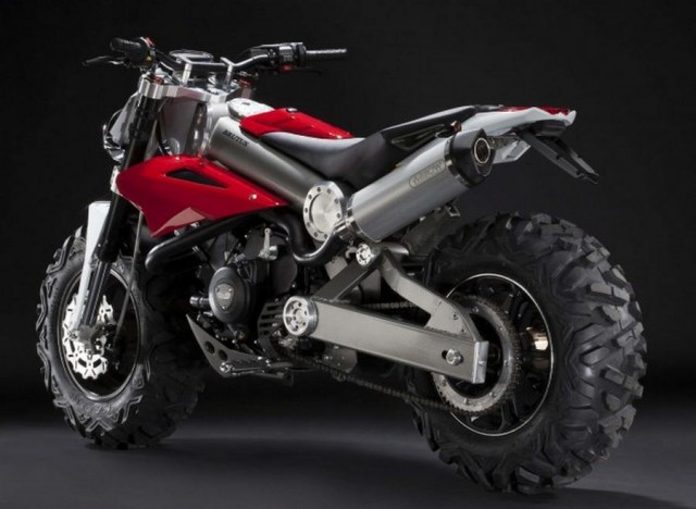 Brutus all-terrain motorcycle concept (6)