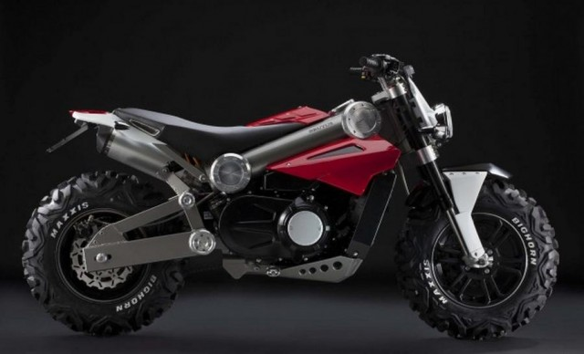 Brutus all-terrain motorcycle concept (4)