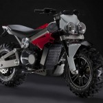 Brutus all-terrain motorcycle concept