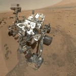 Curiosity Rover Self-Portrait