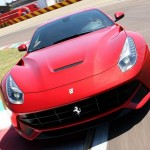 First Ferrari F12 Berlinetta will be auctioned for Sand...