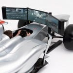 Full-scale Formula one Simulator