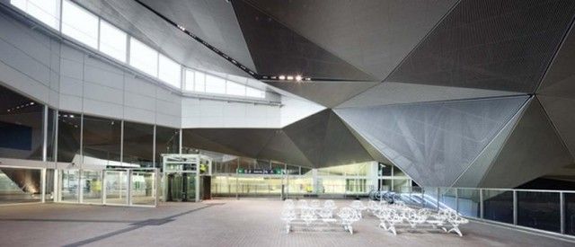 High Speed Train Station in Logrono (4)