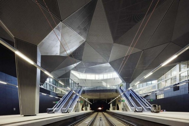 High Speed Train Station in Logrono