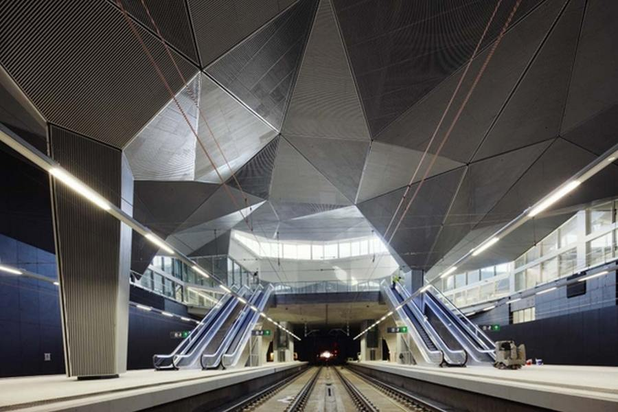 High Speed Train Station in Logrono (6)