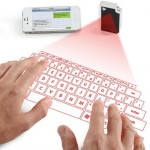 Keychain Laser Projection Virtual Keyboard
