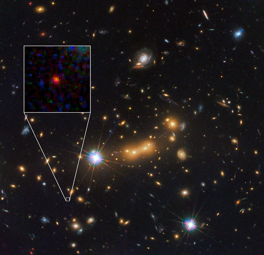 MACS0647-JD -Most distant object in the Universe